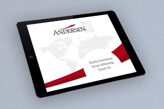 Andersen in the UK